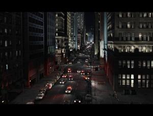 NY Streets Night