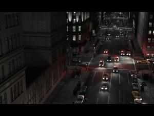 NY Street Night